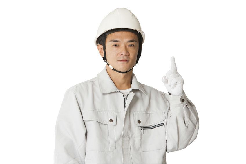 施工会社の社員
