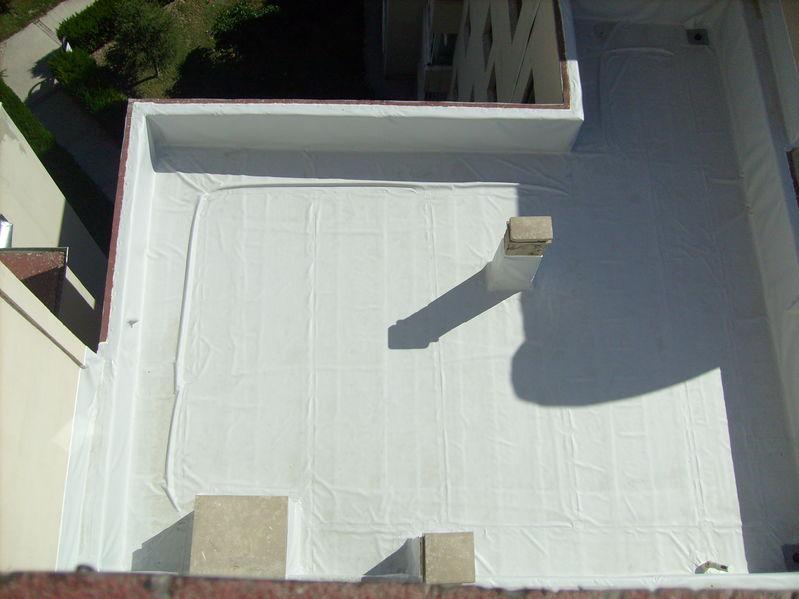 マンションの屋上防水